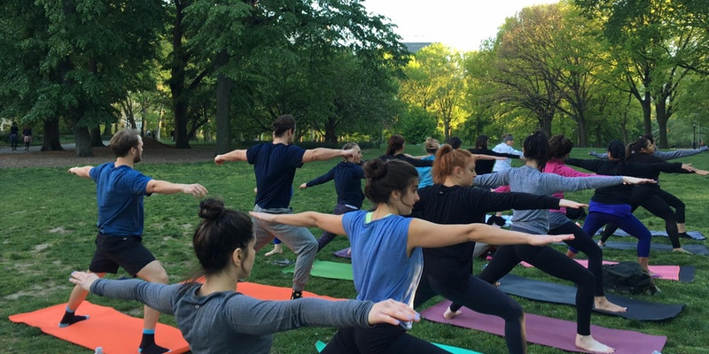 HIIT + Strala Yoga + Picnic in the Park!